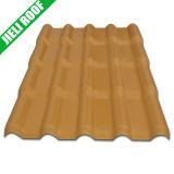 PMMA revestida de resina Teja de techo en China