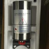 válvula de mariposa higiénica de la autógena del actuador de efecto simple 316L con EPDM