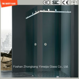 Regelbaar Frame van het Roestvrij staal, 6-12 Aangemaakt Glas die de Eenvoudige Zaal van de Douche, de Bijlage van de Douche, de Cabine van de Douche, Badkamers glijden