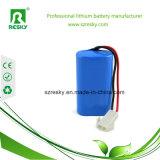 Li-Ion8.4v batterie-Satz 5200mAh für Fahrrad-Lampe/Bicycel Licht
