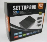 マレーシアのための真新しいDVB-T2 HD PVRデジタル地球TVの受信機HDMI DVBのT2のチューナー1080P