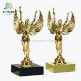 Trofeo su ordinazione del premio di Oscar di vendita dell'oro promozionale superiore del regalo per il ricordo