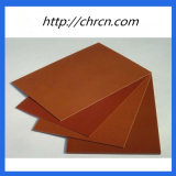 Panneau isolant phénolique de la feuille 3025 de stratifié de tissu de vente chaude