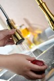 Robinet de bassin de mélangeur de cuisine de mélangeur de taraud de cuisine de robinet