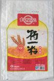 цветастой мешок печати сплетенный упаковкой для риса