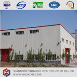 Multi Überspannungs-Stahlkonstruktion-vorfabriziertwerkstatt