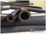 Öl Resisitant SAE-R12 hydraulischer flexibler Schlauch für Öl/Minenindustrie