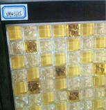 Mosaico di vetro dorato di arte (VMW3655)