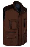 Тельняшка Multipockets одежды промышленной работы Sunnytex