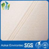 Sachets filtre acryliques de collecteur de poussière de fabrication de la Chine