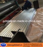 Aluminiun波形の亜鉛上塗を施してある鋼板