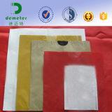 Sacola de papel para embalar impermeável e biodegradável feito sob encomenda para embalagem de frutas