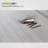 Plancher en plastique en bois de Decking de la piscine WPC