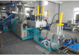 PP PE Film Recycling Extruder