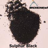 Textile noir noir de Pigmentfor de teinture du Br 200% de soufre
