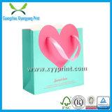 ロゴの卸売と包む習慣によって印刷される紙袋