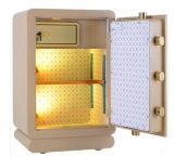 Nueva caja fuerte electrónica del hogar y de la oficina con la pantalla del LED
