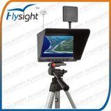 "A4 Flysight Black Pearl 7 "" Fpv Monitor con 5.8GHz Diversity Receiver para Dji Quadcopter Dji S800 Dji S1000"