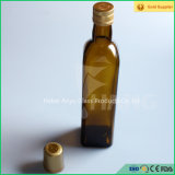 Green Cooking Olive Oil Marasca Glass Bottle 250ml