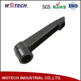 Schwarzes Puder-beschichtende Aluminiumgußteil-Halter