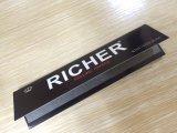 Papel de arroz de fumo 14GSM do padrão de papel de rolamento do papel/mão (70*36mm)