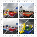 Inflatable Water Football Field, Inflatable Soap Soccer Field