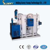 De Generator van de Zuurstof van 95% voor het Branden/verbranding-Steunt