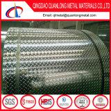 piatto Checkered di alluminio 5052 di 2mm