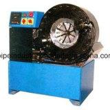 Máquina que prensa del manguito clasificado de la presión 48MPa
