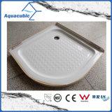 衛生製品のAquare 2の側面のリップのABSガラス繊維のシャワーの皿(ACT9090)