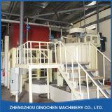 Zylinder-Form-Bagasse-materielles Seidenpapier, das Maschine herstellt