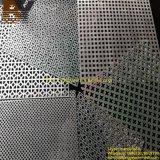Maglia perforata oblunga di alluminio del metallo per i soffitti falsi