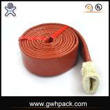 Manicotto a temperatura elevata del fuoco del collegare del silicone termoresistente