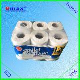 Toiletpapier van 12 Broodjes van de fabriek het In het groot