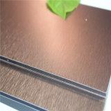 Композиционный материал алюминия PE PVDF ACP