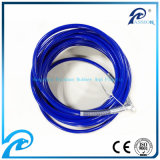 Hydraulic di nylon Airless Sprey Paint Hose con Bsp Fittings