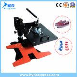 Máquina da imprensa do calor da sapata da peúga das luvas