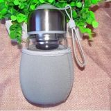 400ml esvaziam o frasco bebendo de vidro, frasco de vidro, recipiente de vidro de água