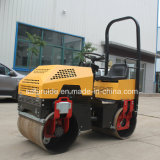 1 Ton Ride on Diesel Engine Vibratory Road Roller (FYL-880)