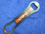 Zoll gedruckter Metallform-Flaschen-Öffner (BO-09)