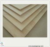 Madera contrachapada excelente de la chapa del pino del grado del pegamento del material de construcción E0 E1