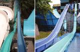 Campi da giuoco dell'acqua della strumentazione della trasparenza dell'onda del parco di divertimenti (M11-04909)