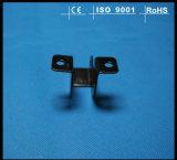 Resorte de aluminio personalizado del metal de hoja