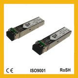 ricetrasmettitore ottico della fibra CWDM SFP di 80km 1.25g LC