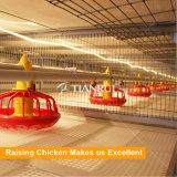 Tianrui поднимая птиц цыплятины бройлера автоматических подавая система