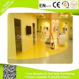 Roulis propre facile professionnel de plancher de PVC pour d'intérieur