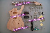Afanti Music Iceman DIY Kit de guitarra elétrica (AIM-718)
