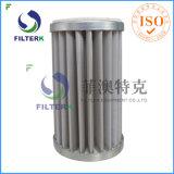 De Separator van de Filter van het Aardgas van de Patroon van het roestvrij staal