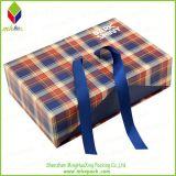 El diseño especial de almacenamiento Clamshell caja rígida con el encierro de la cinta
