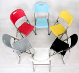 Desk, Round Table, Regular Table를 위한 거실 Home Modern Furniture Outdoor Cheap Portable Plastic Folding Dining Chair